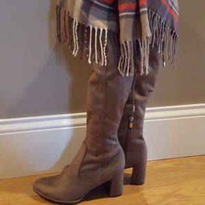 NEW: Marc Fisher Locket Over The Knee Boot- Size 8